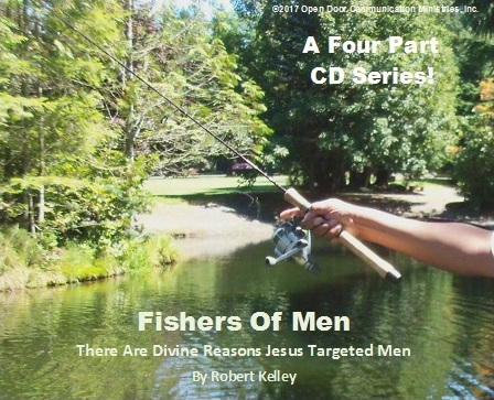 Fishers Of Men 4 Part Message Series