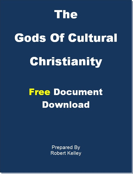 The Gods Of Cultural Christianity Document [Free Download]