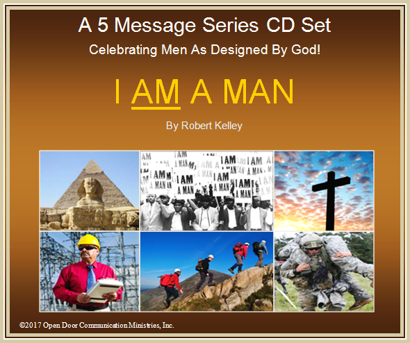 I AM A Man 5 Message CD Series