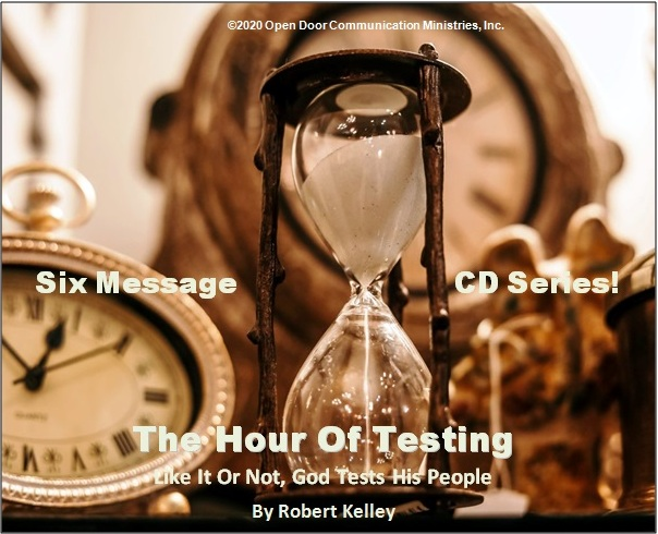 The Hour Of Testing 6 Message CD Series