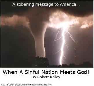 When A Sinful Nation Meets God!