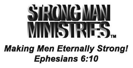 Strong Man Of God Rally